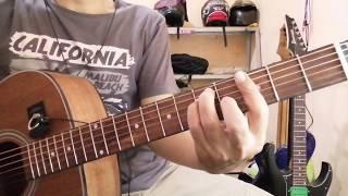 Belajar gitar selamat jalan kekasih(rita efendy)