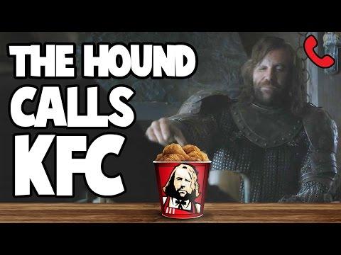 THE HOUND CALLS KFC FOR CHICKEN PRANK CALL