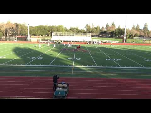 Varsity Soccer Boys M A High School Vs Palo Alto High School  Feb 22nd 2017