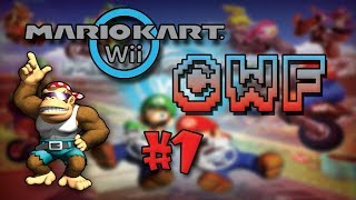 La fin du CWF nintendo sur Mario Kart WII #1 - On se remet dans le bain!