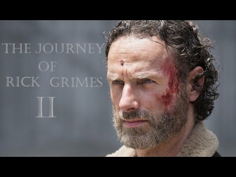 The Walking Dead-The Journey Of Rick Grimes II