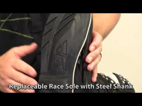 Axo Drone 41 Motocross Stiefel MX Motorrad Supermoto