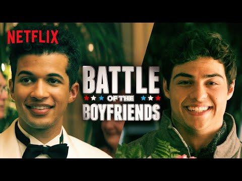 Battle Of The Boyfriends: Peter Kavinsky Vs. John Ambrose | Netflix