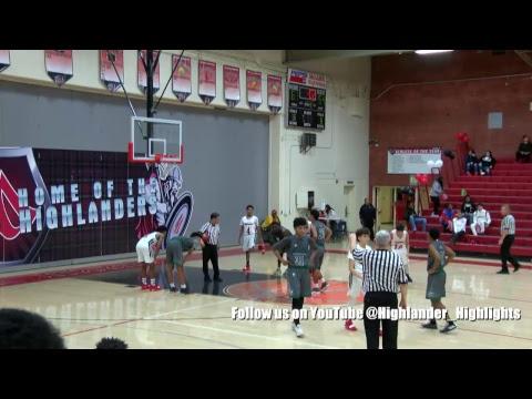 Highlander_Highlights: Hoover High School Vs. McLane High School