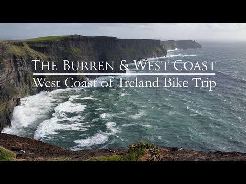 Galway, The Burren & West Coast Biking Trip