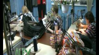 OLEY - производство одежды из POLARTEC(, 2009-10-13T21:15:09.000Z)