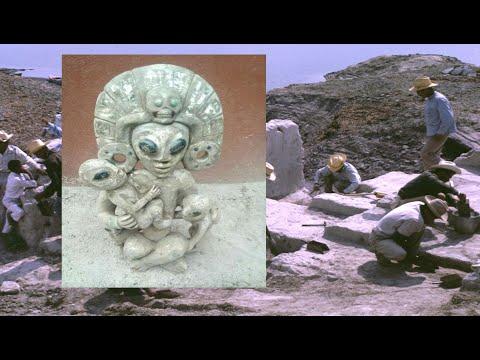 nouvel ordre mondial | Un trésor vieux de 7000 ans prouve l'existence des extraterrestres