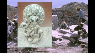 More and more Mexican artifacts surface depicting Aliens