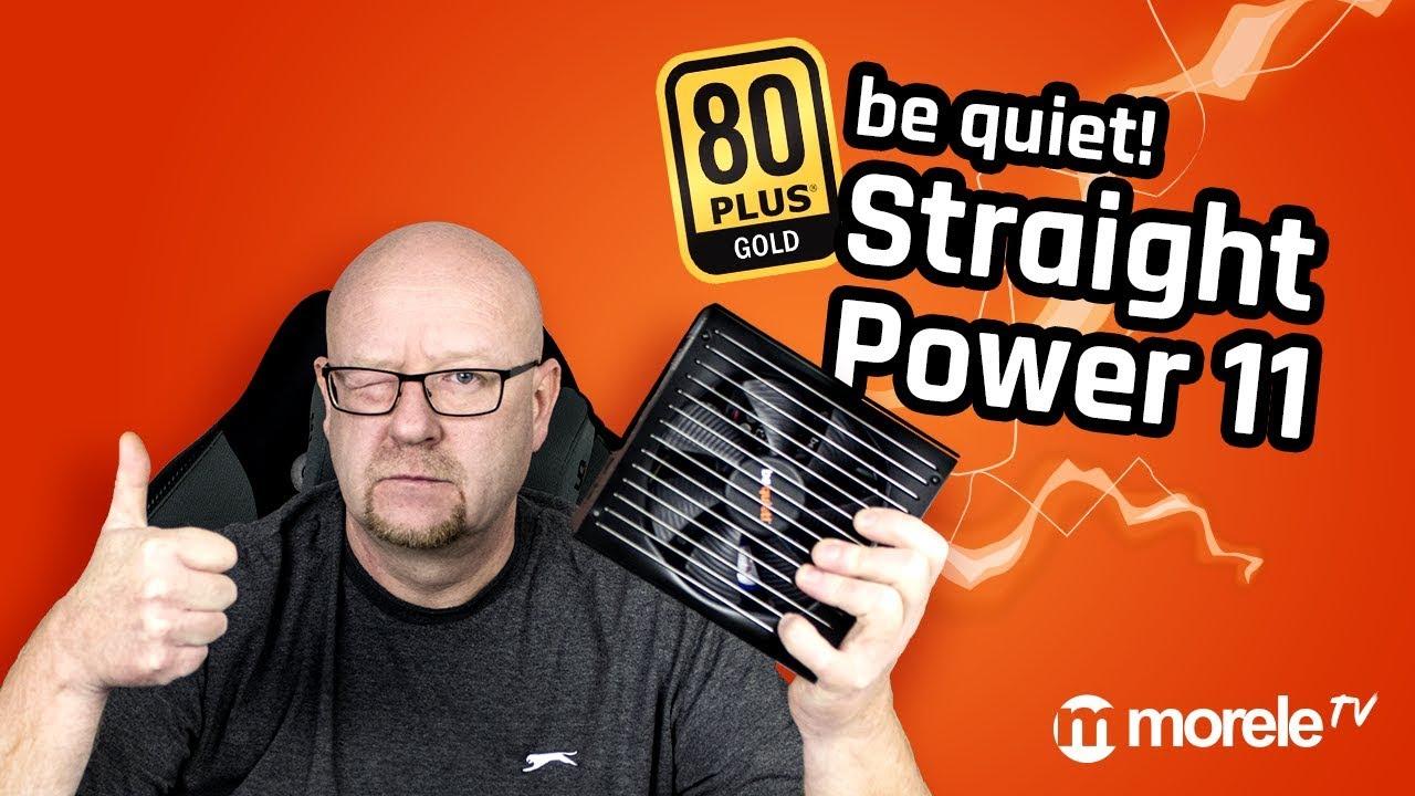 Nowość od be quiet! – Zasilacz Straight Power 11 650W