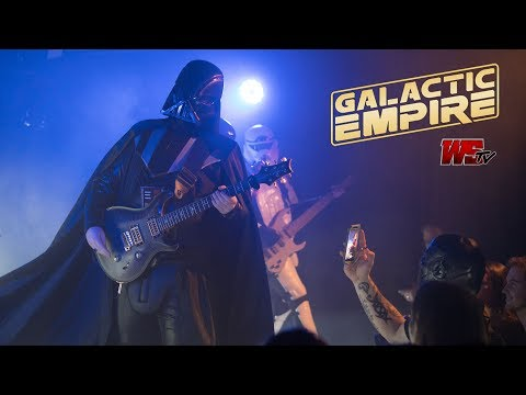 Galactic Empire - WS TV Interview [Englisch] 2017 Zürich