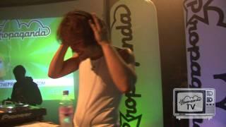 Ben Mumford and Sons DJ Tour at Propaganda
