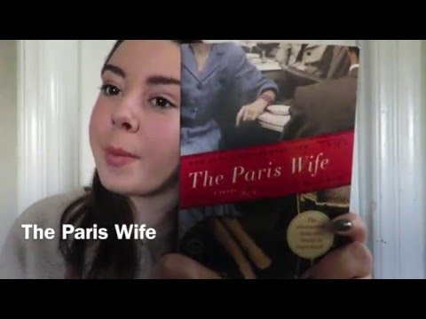 Looks From Books: The Paris Wife by Paula McLain