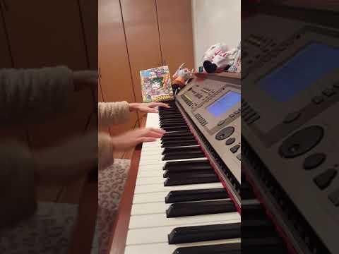 【ヒロアカ3期】ODD FUTURE/UVERworld ピアノ耳コピ