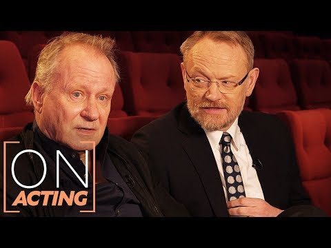 Stellan Skarsgård & Jared Harris on Chernobyl, the HBO/Sky Atlantic Miniseries   On Acting