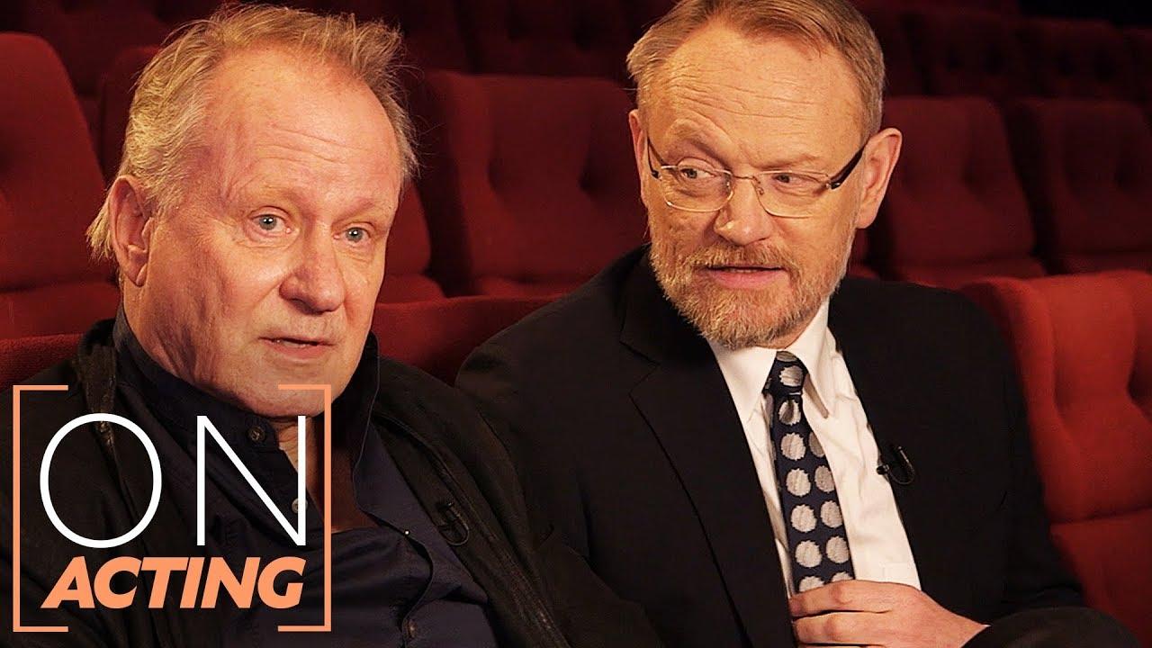 Stellan Skarsgård & Jared Harris on Chernobyl, the HBO/Sky Atlantic Miniseries   On Acting image
