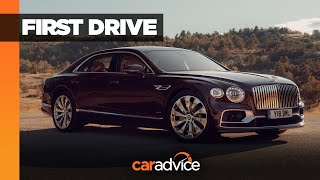 2020 Bentley Flying Spur | Ultra-luxurious limousine | CarAdvice