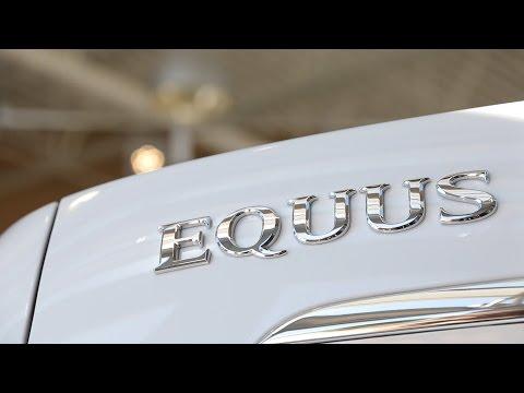 2016 Hyundai Equus Chauffeur anyone