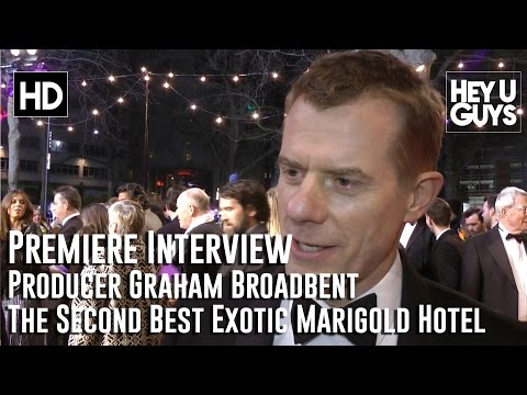 Graham broadbent alchetron the free social encyclopedia producer graham broadbent interview the second best exotic marigold hotel premiere malvernweather Image collections