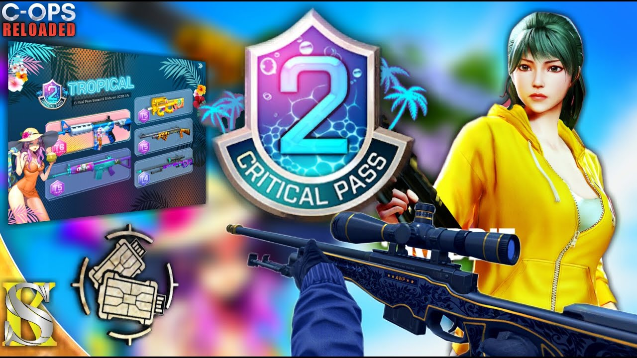 CRITICAL OPS RELOADED | NEW SEASON 2 CRITICAL PASS | NEW S2 RANKED & NEW GAME MODE | UPDATE 1.1.0
