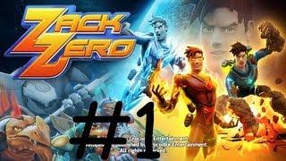 Zack Zero Gameplay Part 1!: TYPICAL FAILURE!