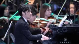 [Yiruma 이루마] Kiss The Rain (2014 크레디아 파크콘서트