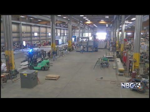 Surge of Industrial Park Jobs in Sturgeon Bay