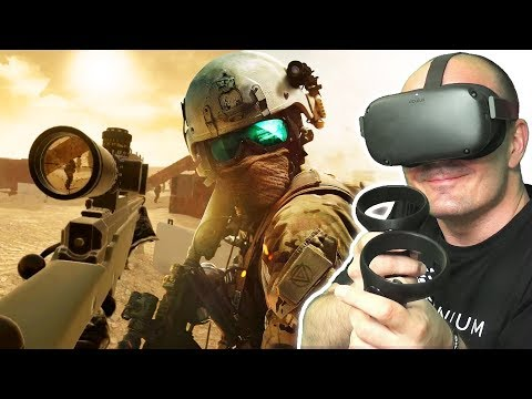 Best Oculus Quest Multiplayer FPS Game: Play Pavlov VR For FREE! (OpenAlpha)