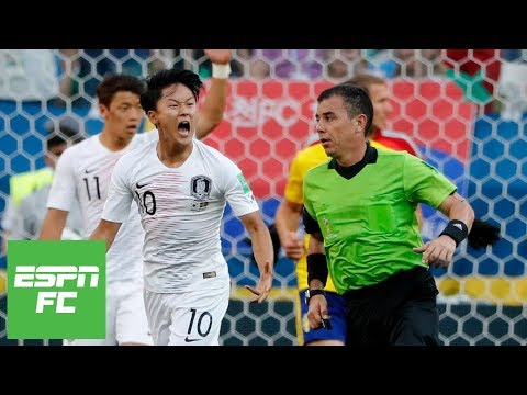 Controversial VAR decision casts shadow over Sweden's 1-0 win vs. South Korea at World Cup | ESPN FC