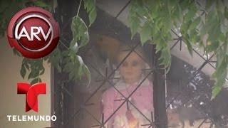 Vecinos dicen que una muñeca cobra vida en Ciudad México | Al Rojo Vivo | Telemundo
