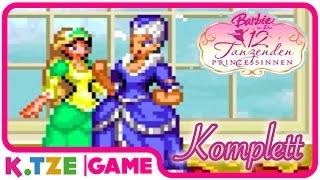 Let's Play Barbie in die 12 tanzenden Prinzessinnen 💖 Ganzer Film als Spiel auf Deutsch | Komplett