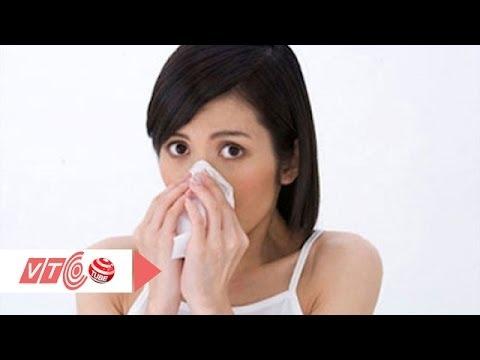 Chữa khỏi viêm mũi dị ứng bằng cách nào?   VTC