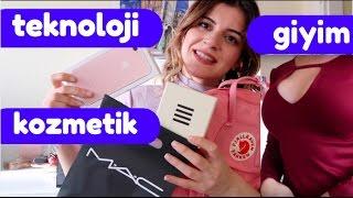 Alışveriş | iPhone 7 Plus, Canon, H&M, MAC, DOistanbul