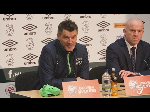 VIDEO: 'Keep away from the boys' - Roy Keane's advice for two young reporters