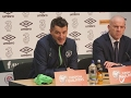 Gambar cover VIDEO: 'Keep away from the boys' - Roy Keane's advice for two young reporters