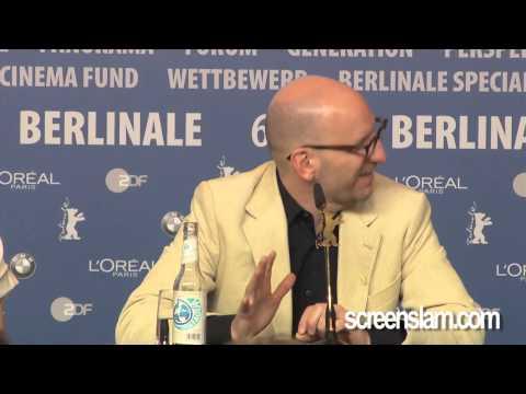ScreenSlam - Steven Soderbergh announces a Break from directing (Berlin Film Festival)