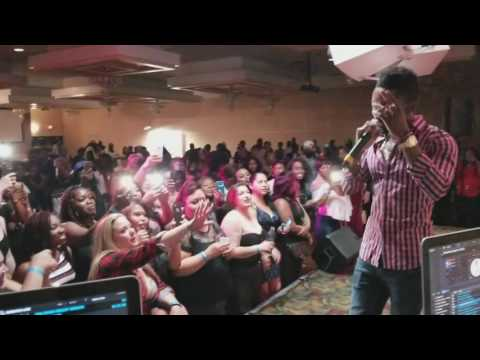 Christopher Martin live in Vancouver on may 6th 2017 (Am a big deal Tour) Part 1