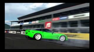 GT5 曲芸ドリフト集 Acrobatic Drifts  Act02