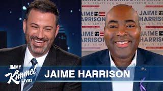Jaime Harrison on Lindsey Graham's Hypocrisy & Helping the Community