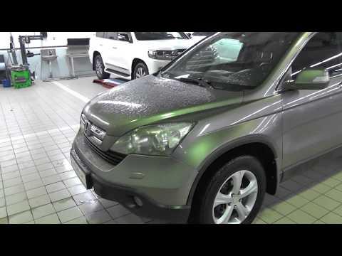 Выбираем б\у авто Honda CRV 3 (бюджет 650-700тр)