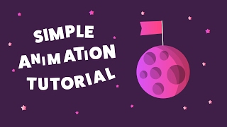 Simple Animation Tutorial - After Effects