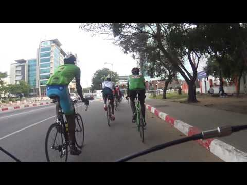 Ghana  Accra Road Cycling Race