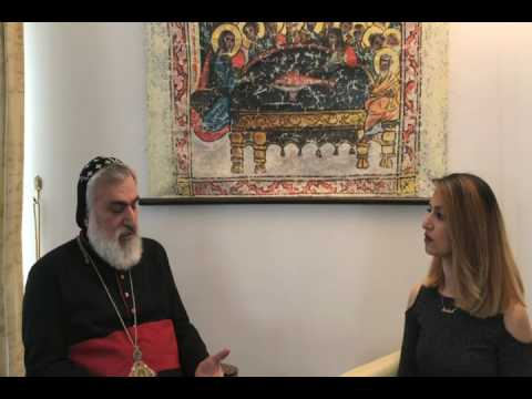 Exclusive interview with Archbishop His Excellency Mor Severios