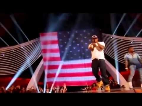 Jay-Z feat Kanye West watch the throne performance- LIVE.(subscribe for more exclusive