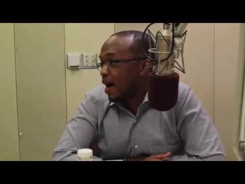 Kenya Digital Media Strategist-storyteller Mark Kaigwa on VOA's Upfront