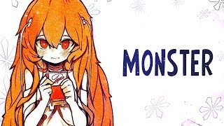 Cover images Nightcore - Monster Under My Bed - (Lyrics)