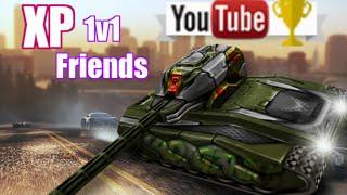 M4D_GENiUS vs ILIA000 - Tankionline | 5-0 no deaths SKILL!!