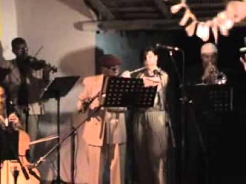 Charanga de Oro perform Almendra with Sue Miller de la Charanga del Norte