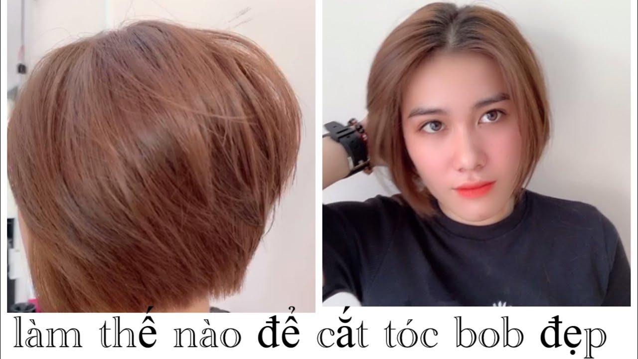 làm thế nào để cắt kiểu tóc bob đẹp,hùng đông tinh hair | Tóm tắt những thông tin về kiểu tóc ngắn nữ đẹp đầy đủ