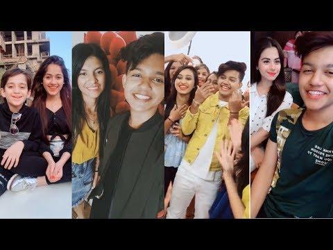 Riyaz Tiktok Videos With His Fans, Rits, Aashika Bhatia, Jannat Zubair