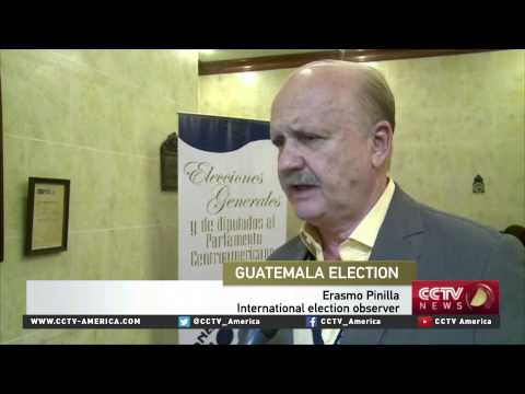 Guatemala Votes In Elections Days After Scandal Ousts President